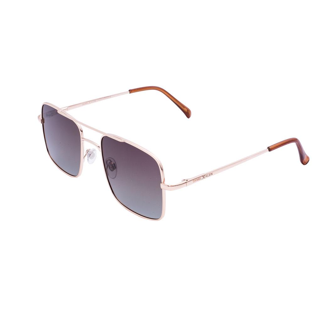 Ochelari de soare gri, pentru dama, Daniel Klein Trendy, DK4236-4