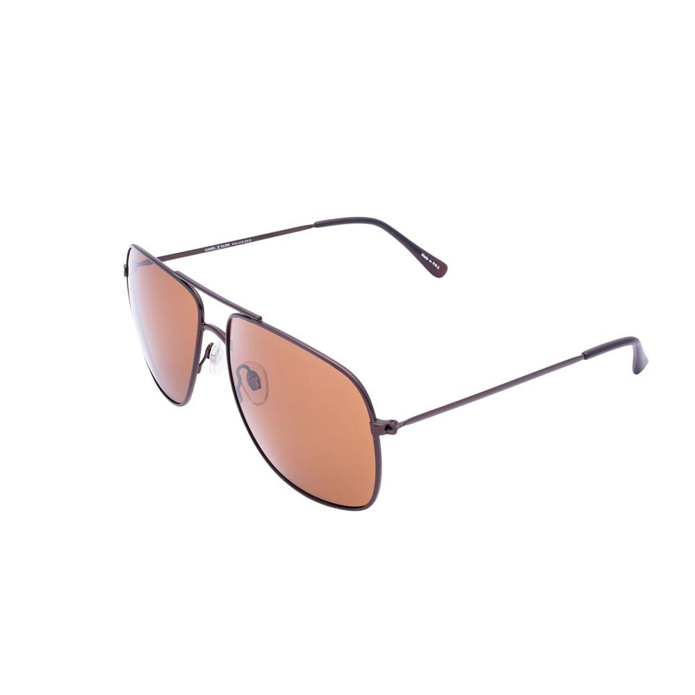 Ochelari de soare maro, pentru barbati, Daniel Klein Premium, DK3185-3