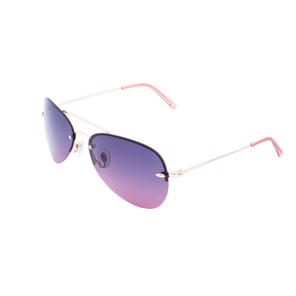 Ochelari de soare maro, pentru dama, Daniel Klein Trendy, DK4235-3