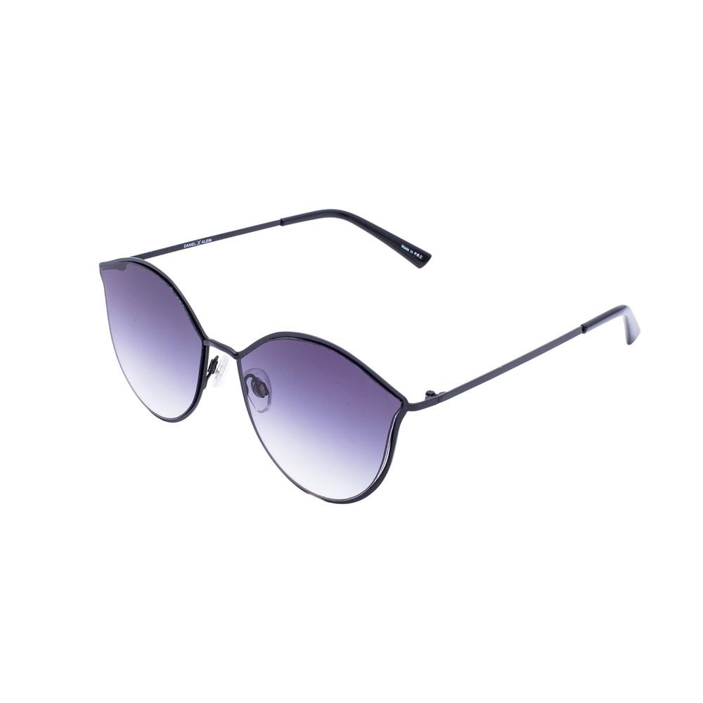 Ochelari de soare negri, pentru dama, Daniel Klein Trendy, DK4233P-1