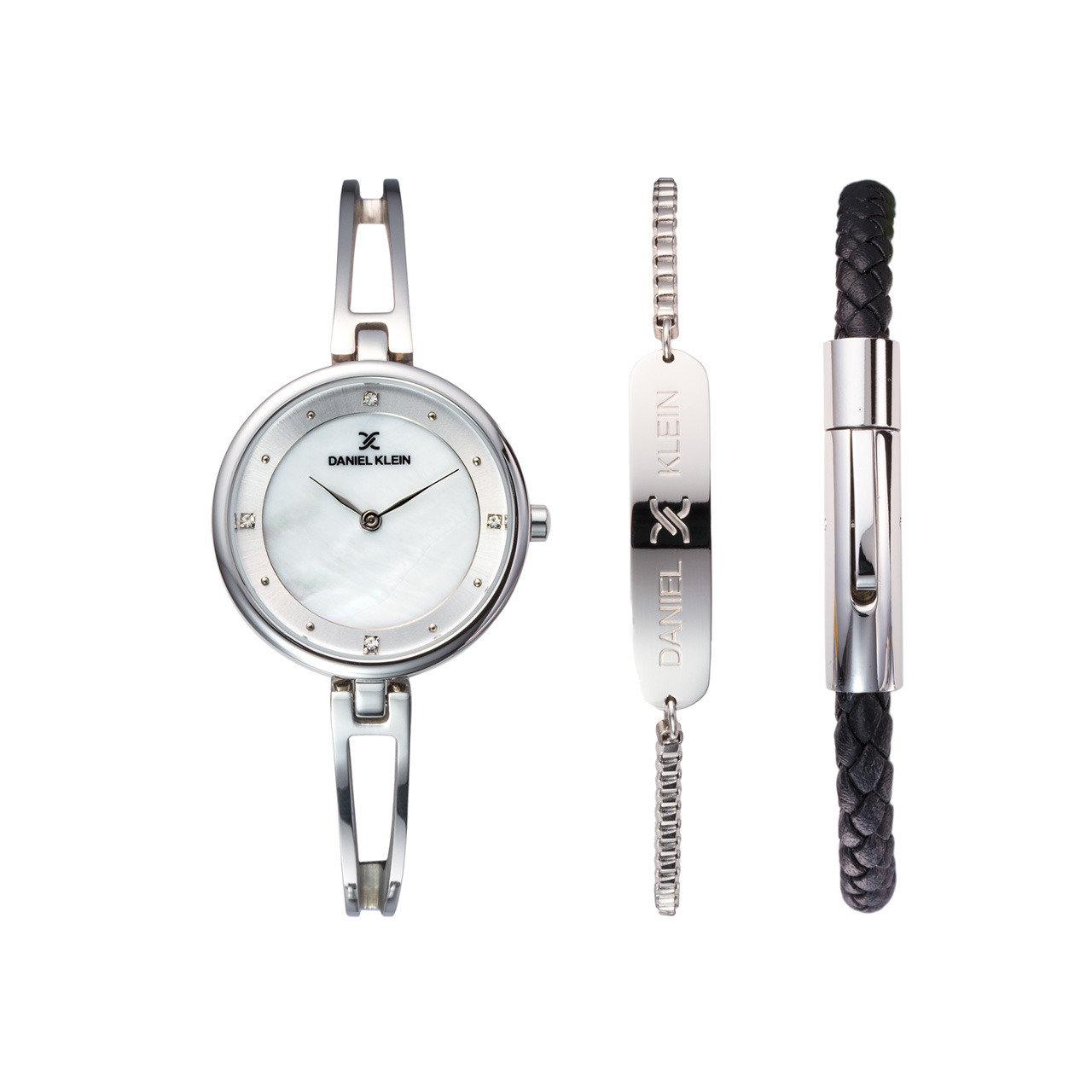 Ceas pentru dama, Daniel Klein Gift Set, DK11927-6