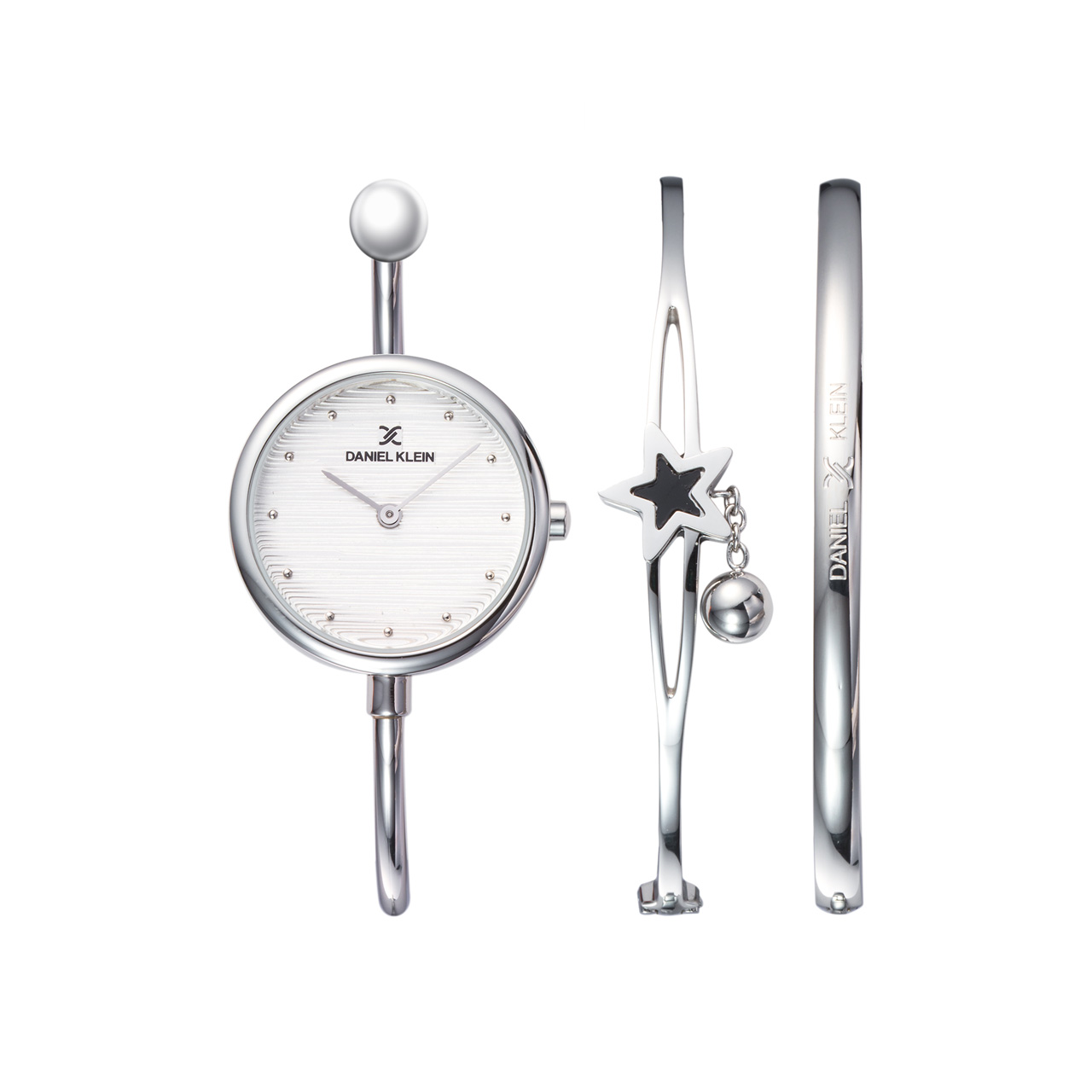 Ceas pentru dama, Daniel Klein Gift Set, DK11932-4