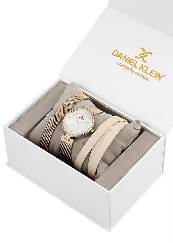 Ceas pentru dama, Daniel Klein Gift Set, DK11664-2
