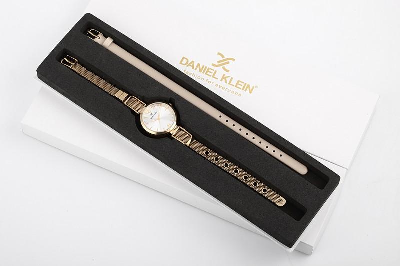 Ceas pentru dama, Daniel Klein Gift Set, DK11795-2