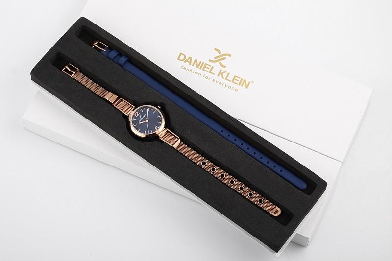 Ceas pentru dama, Daniel Klein Gift Set, DK11795-3