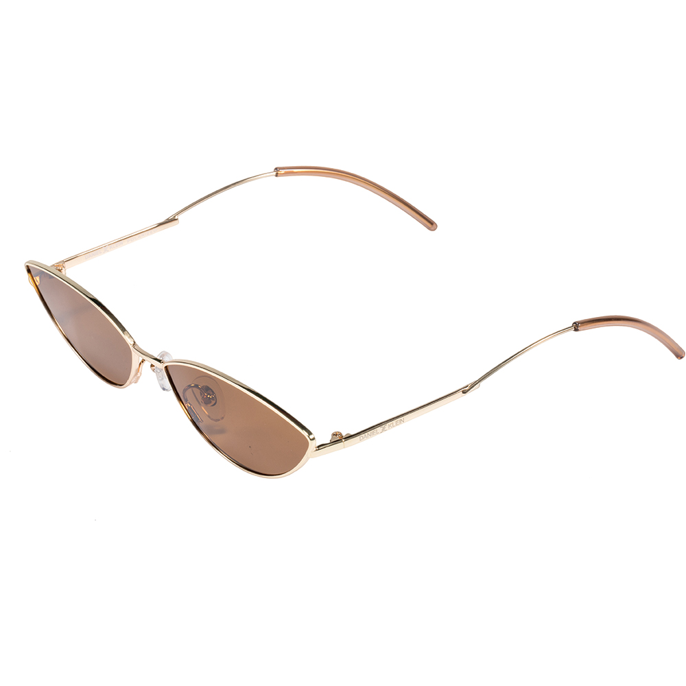 Ochelari de soare cafenii, pentru dama, Daniel Klein Trendy, DK4267-3