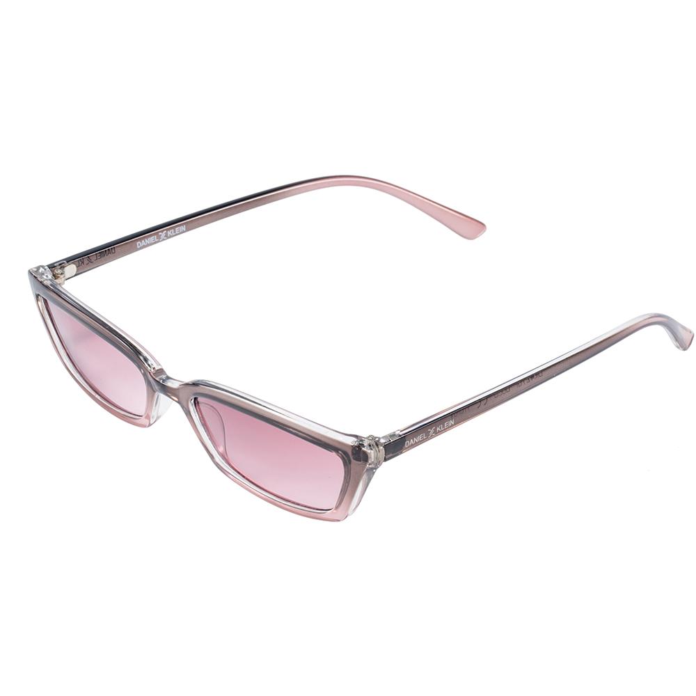 Ochelari de soare mov, pentru dama, Daniel Klein Trendy, DK4276P-3