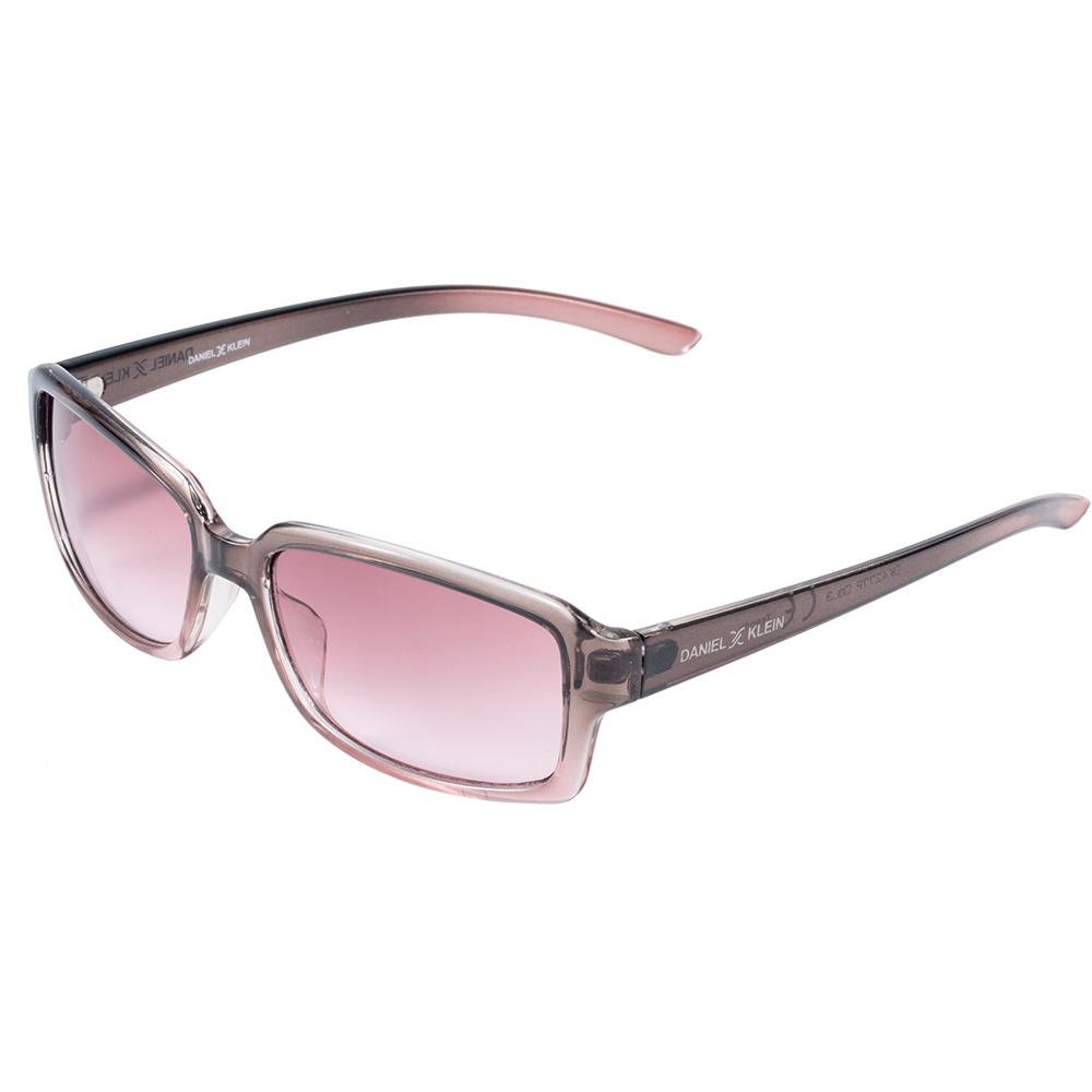 Ochelari de soare mov, pentru dama, Daniel Klein Trendy, DK4277P-3