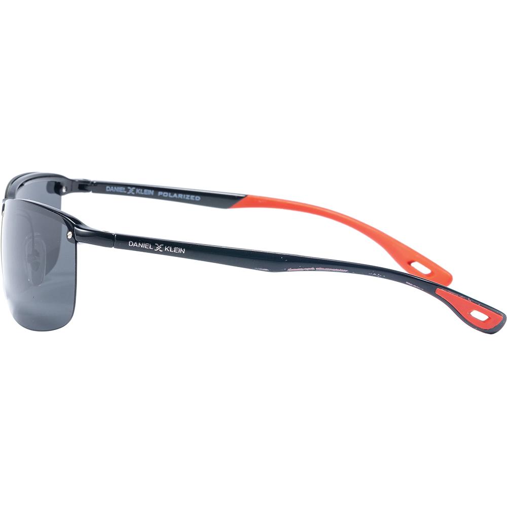 Ochelari de soare negri, pentru barbati, Daniel Klein Premium, DK3208-1