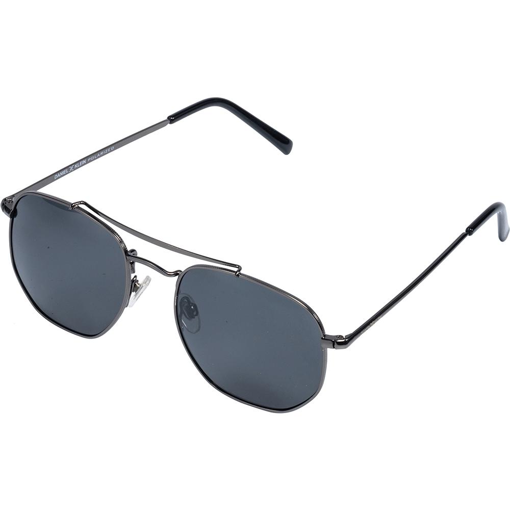 Ochelari de soare negri, pentru barbati, Daniel Klein Premium, DK3216-3
