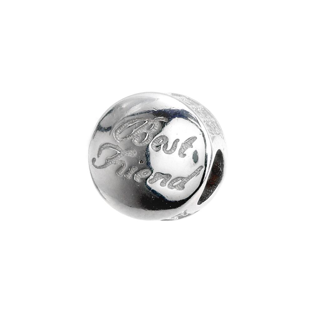 Talisman argint best friend