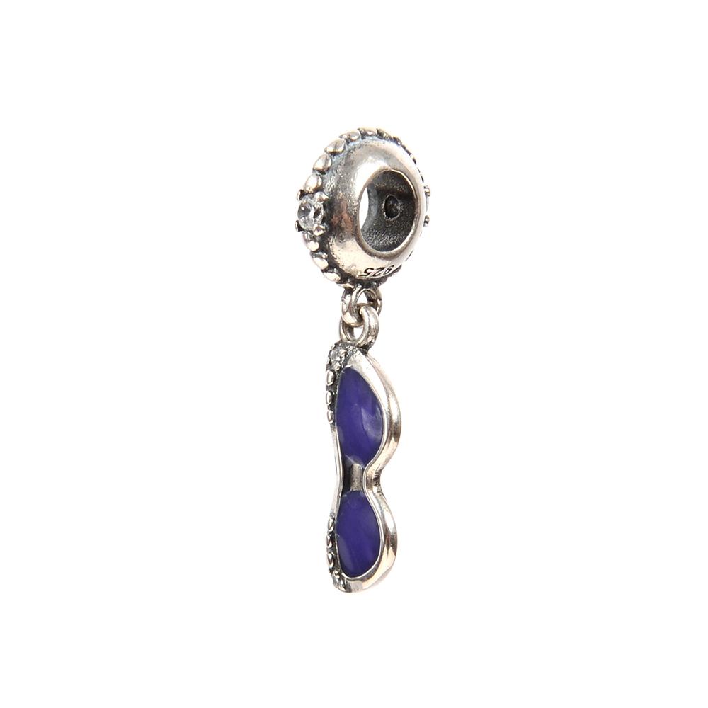Talisman argint Blue Glasses
