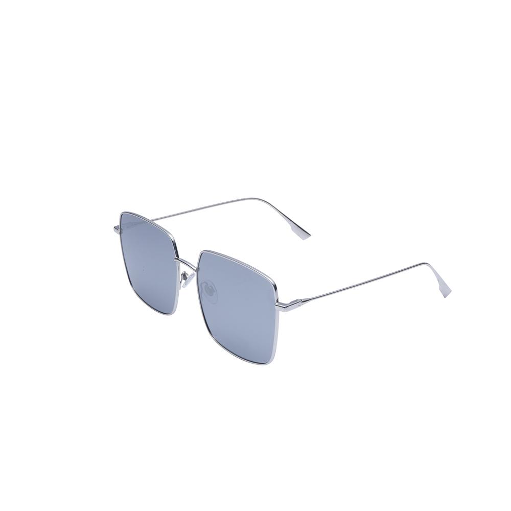 Ochelari de soare argintii, pentru dama, Daniel Klein Trendy, DK4283-3
