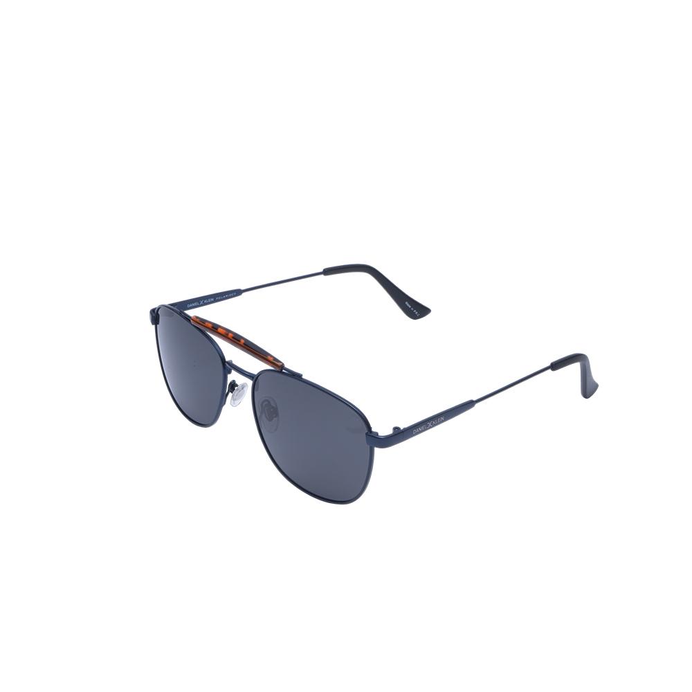 Ochelari de soare bleumarin, pentru barbati, Daniel Klein Premium, DK3220-1