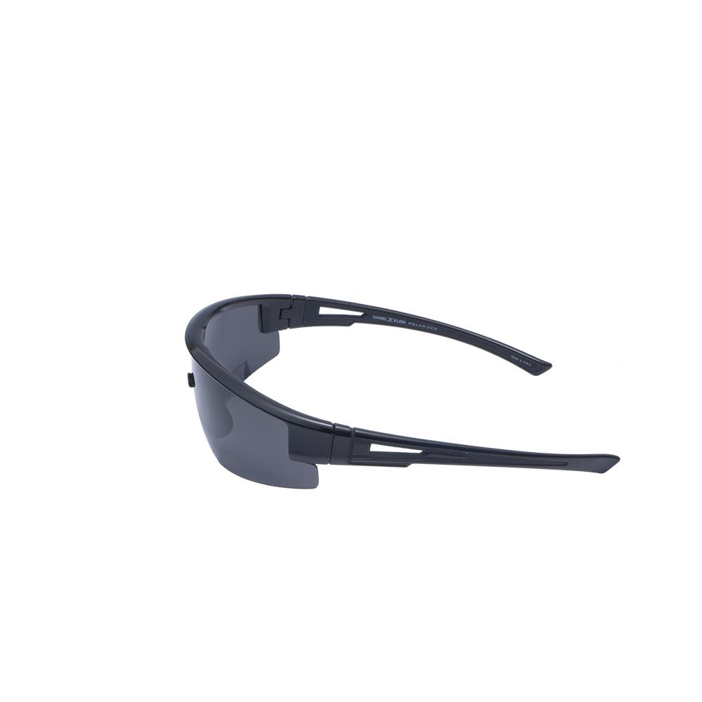 Ochelari de soare negri, pentru barbati, Daniel Klein Premium, DK3218-1