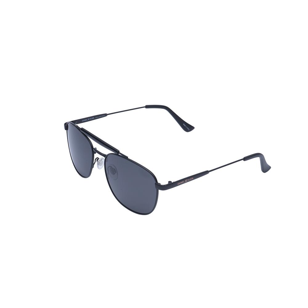 Ochelari de soare negri, pentru barbati, Daniel Klein Premium, DK3220-2