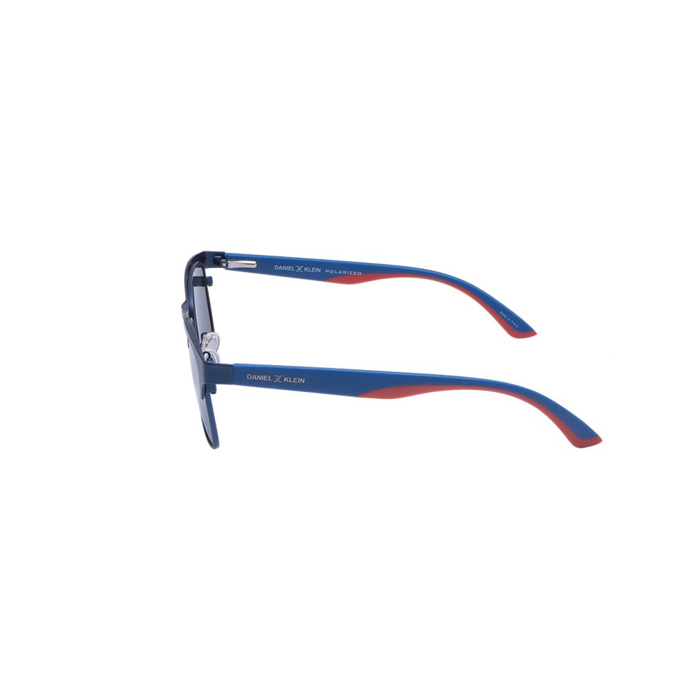 Ochelari de soare negri, pentru barbati, Daniel Klein Premium, DK3222-3