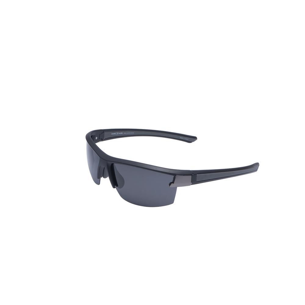 Ochelari de soare negri, pentru barbati, Daniel Klein Premium, DK3223-2