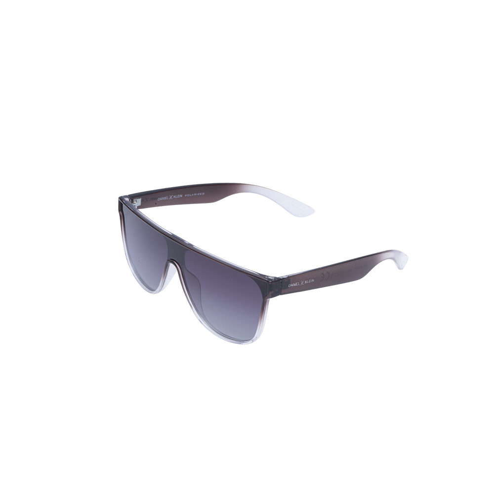 Ochelari de soare negri, pentru dama, Daniel Klein Trendy, DK4288-4