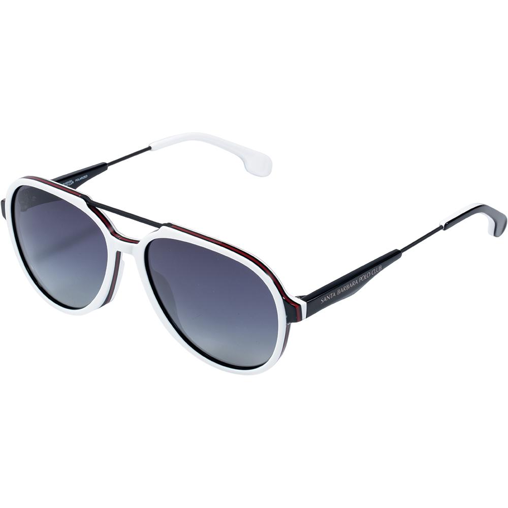 Ochelari de soare negri, pentru barbati, Santa Barbara Polo Prive, SB1050-1