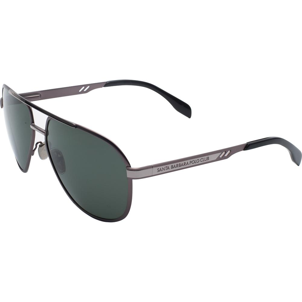 Ochelari de soare verzi, pentru barbati, Santa Barbara Polo Noble, SB1056-1
