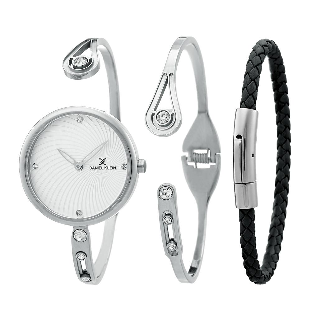 Ceas pentru dama, Daniel Klein Gift Set, DK.1.12325.1