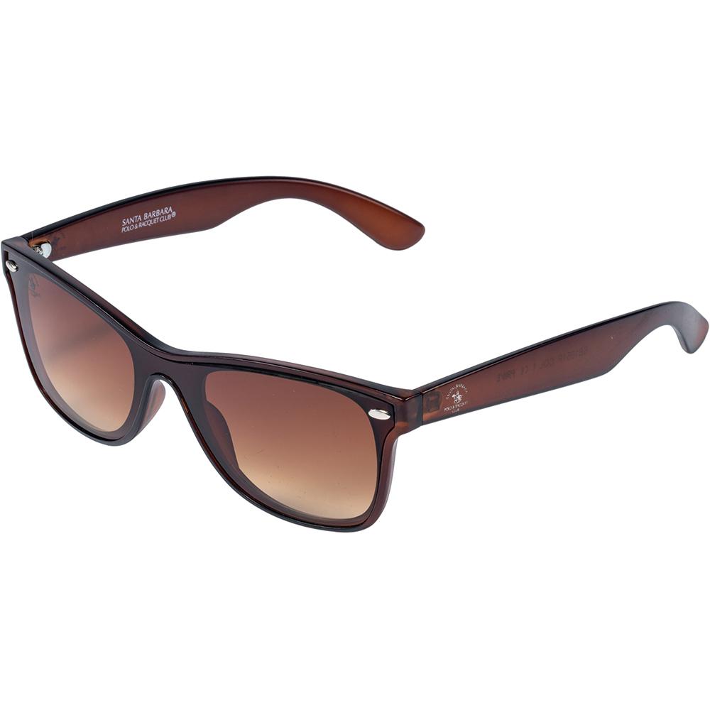Ochelari de soare maro, pentru barbati, Santa Barbara Polo Prive, SB1051P-1