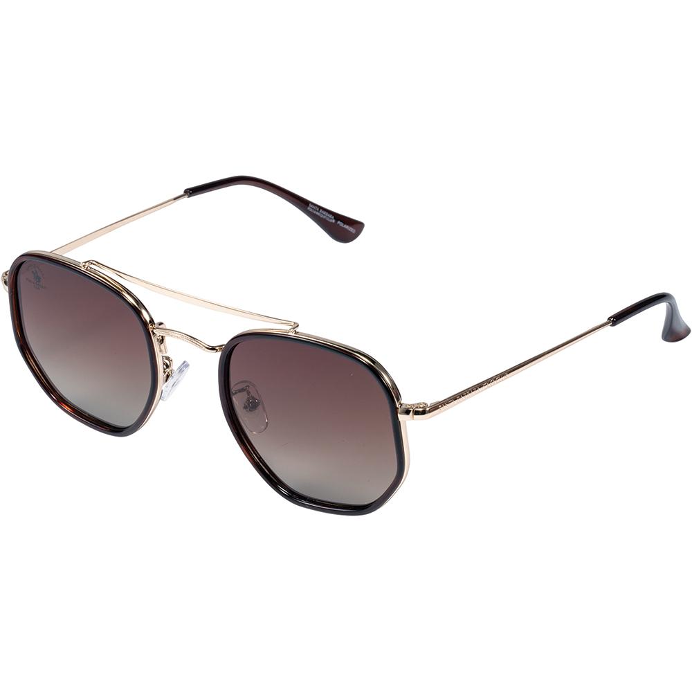 Ochelari de soare maro, pentru barbati, Santa Barbara Polo Prive, SB1053-4