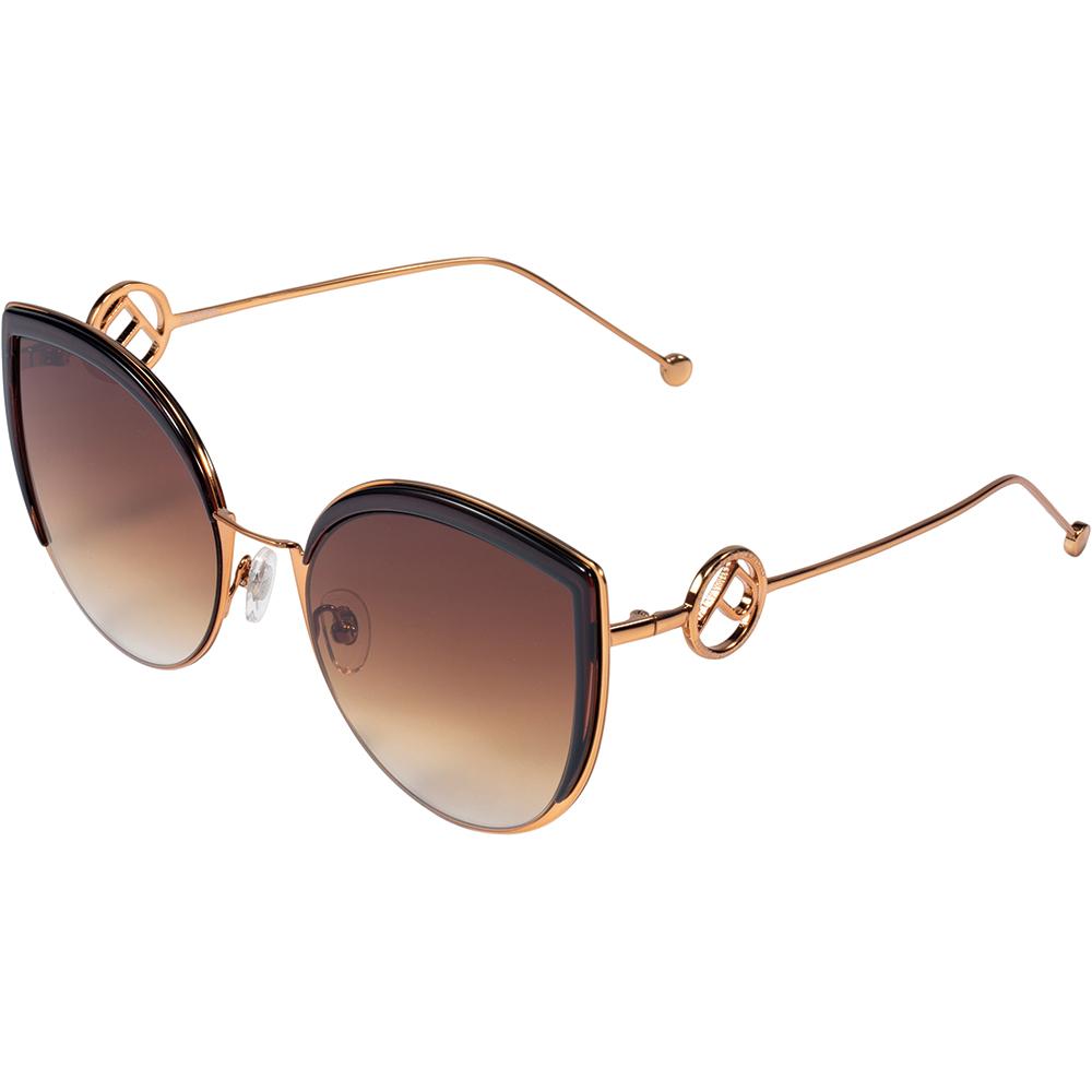 Ochelari de soare maro, pentru dama, Santa Barbara Polo Unique, SB1045P-3