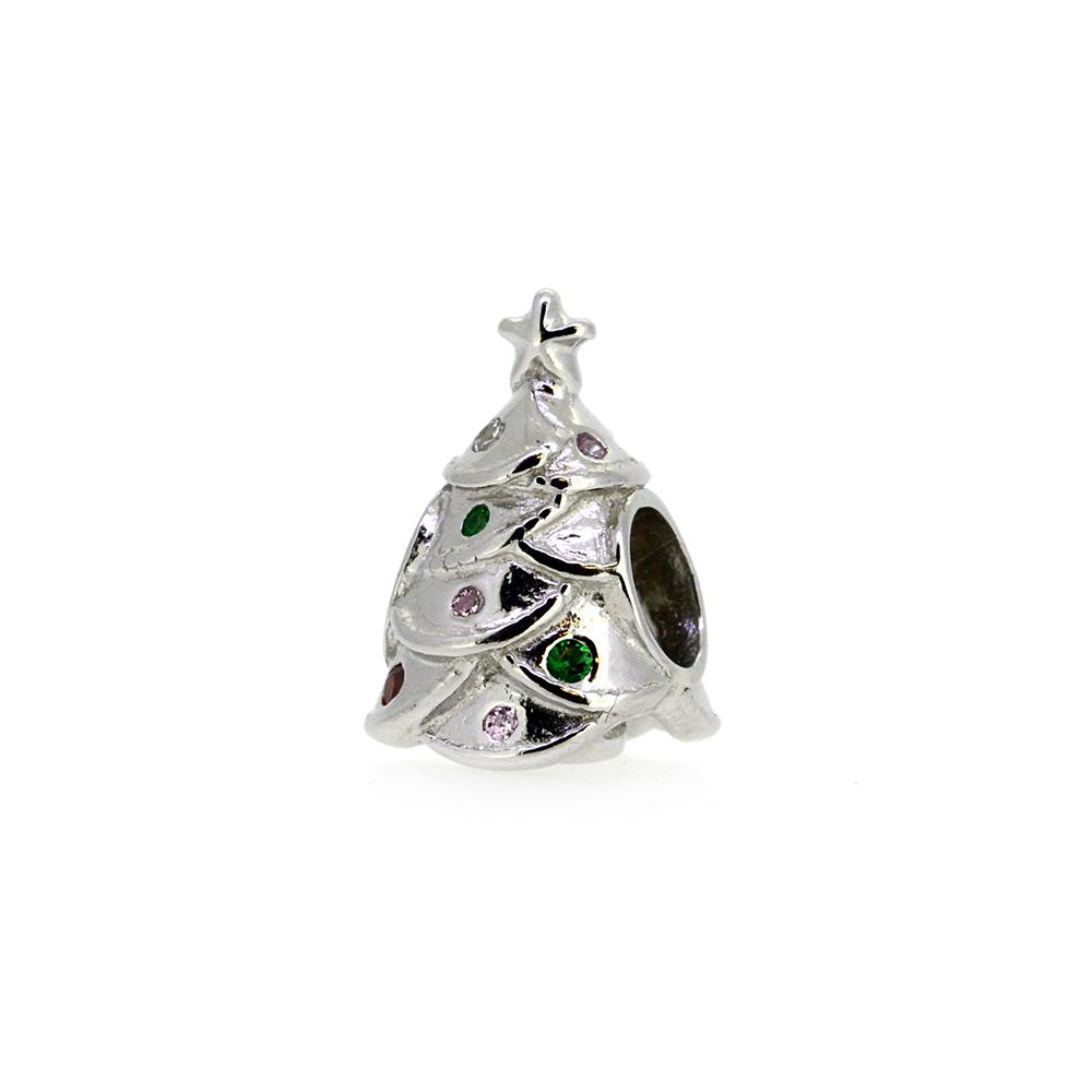 Talisman argint christmas tree