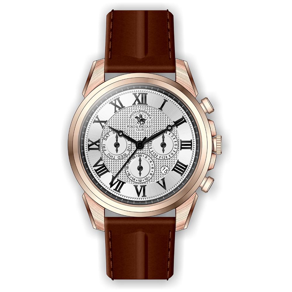 Ceas pentru barbati, Santa Barbara Polo Noble, SB.1.10104.4