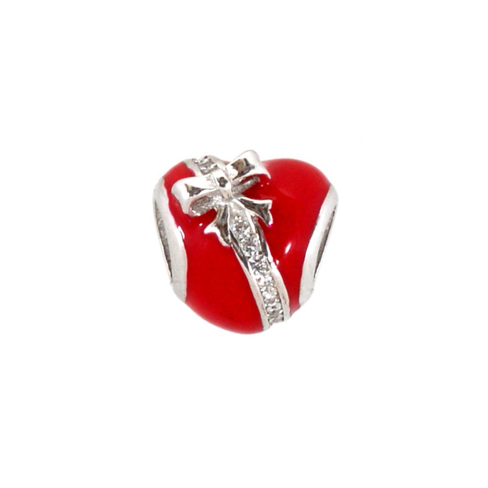 Talisman argint gift heart