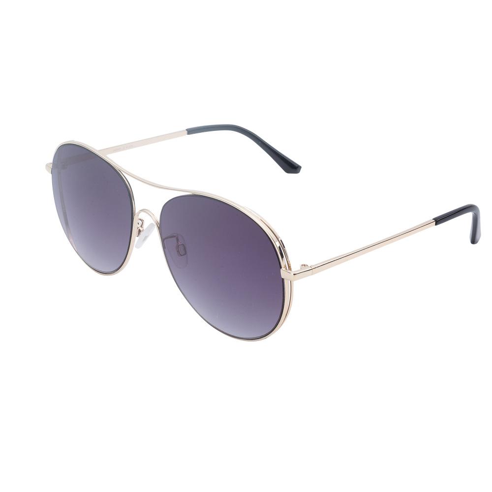 Ochelari de soare bicolori, pentru dama, Daniel Klein Trendy, DK4293P-1