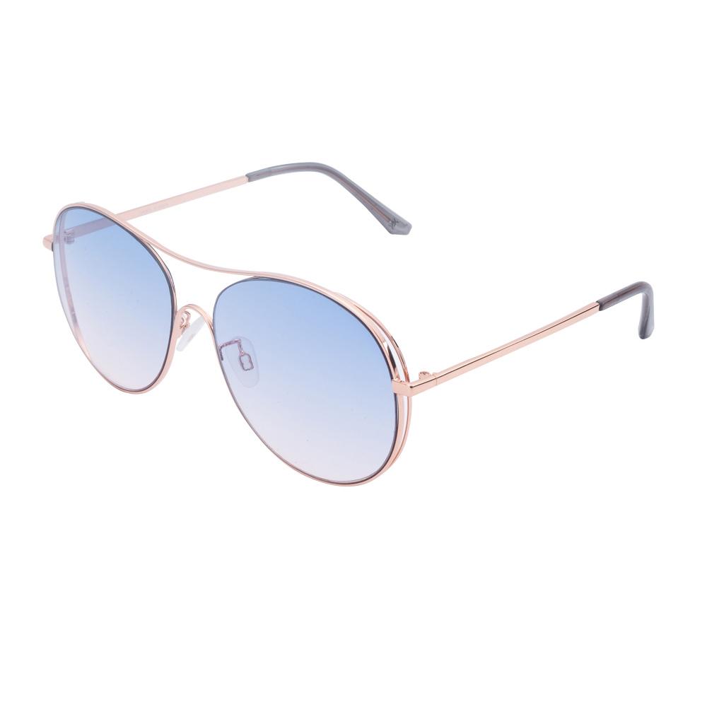 Ochelari de soare bicolori, pentru dama, Daniel Klein Trendy, DK4293P-3