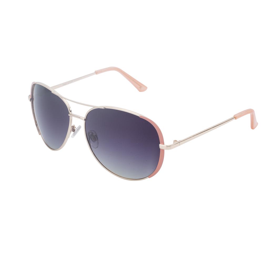 Ochelari de soare bicolori, pentru dama, Daniel Klein Trendy, DK4303-3