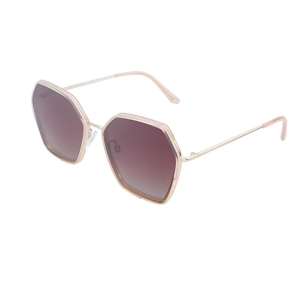 Ochelari de soare maro, pentru dama, Daniel Klein Trendy, DK4299-4