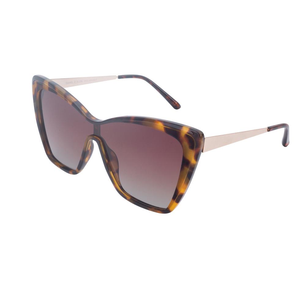 Ochelari de soare maro, pentru dama, Daniel Klein Trendy, DK4302-2