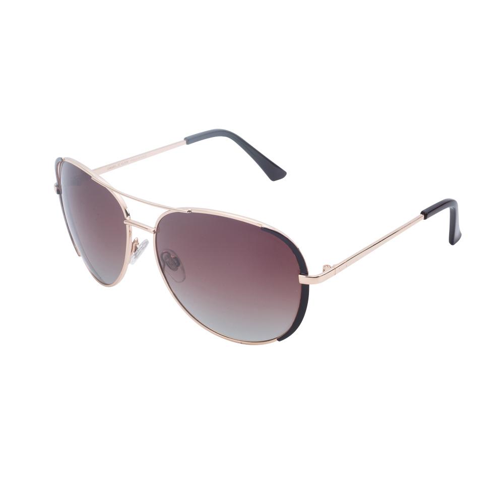 Ochelari de soare maro, pentru dama, Daniel Klein Trendy, DK4303-2