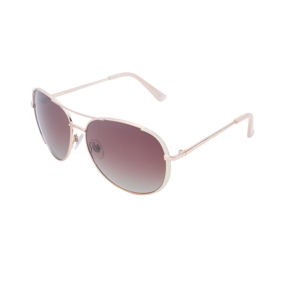 Ochelari de soare maro, pentru dama, Daniel Klein Trendy, DK4303-4