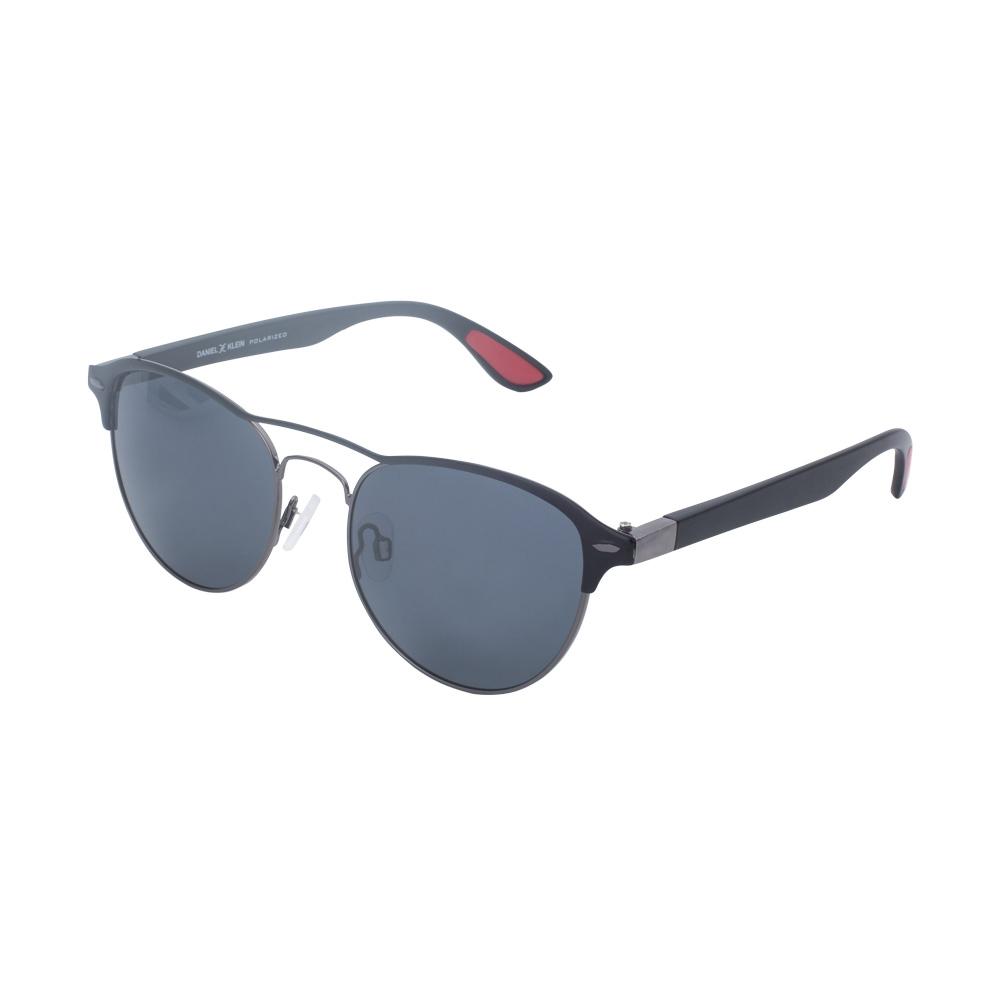 Ochelari de soare negri, pentru barbati, Daniel Klein Premium, DK3238-1
