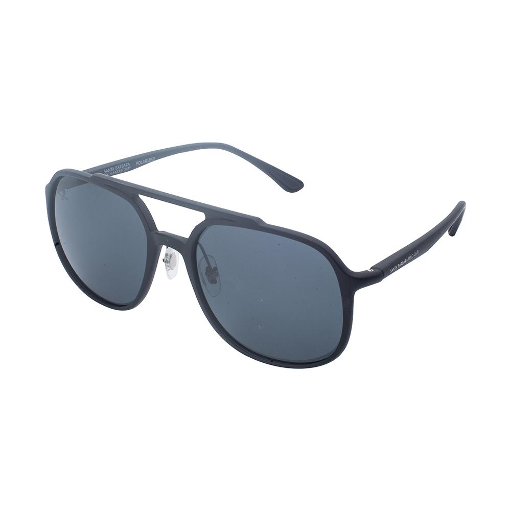 Ochelari de soare negri, pentru barbati, Santa Barbara Polo Noble, SB1075-1