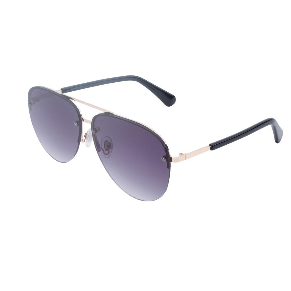 Ochelari de soare negri, pentru dama, Daniel Klein Trendy, DK4307P-1