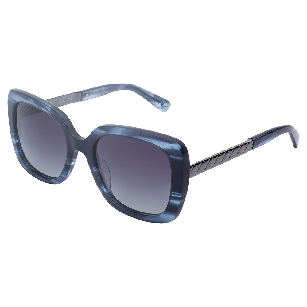 Ochelari de soare negri, pentru dama, Santa Barbara Polo Legend, SB1067-3
