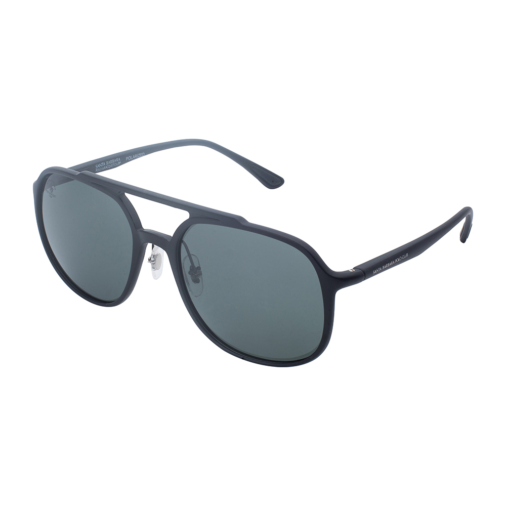 Ochelari de soare verzi, pentru barbati, Santa Barbara Polo Noble, SB1075-3