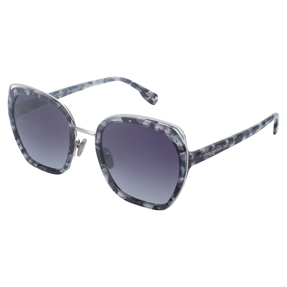 Ochelari de soare bicolori, pentru dama, Santa Barbara Polo Unique, SB1063-1