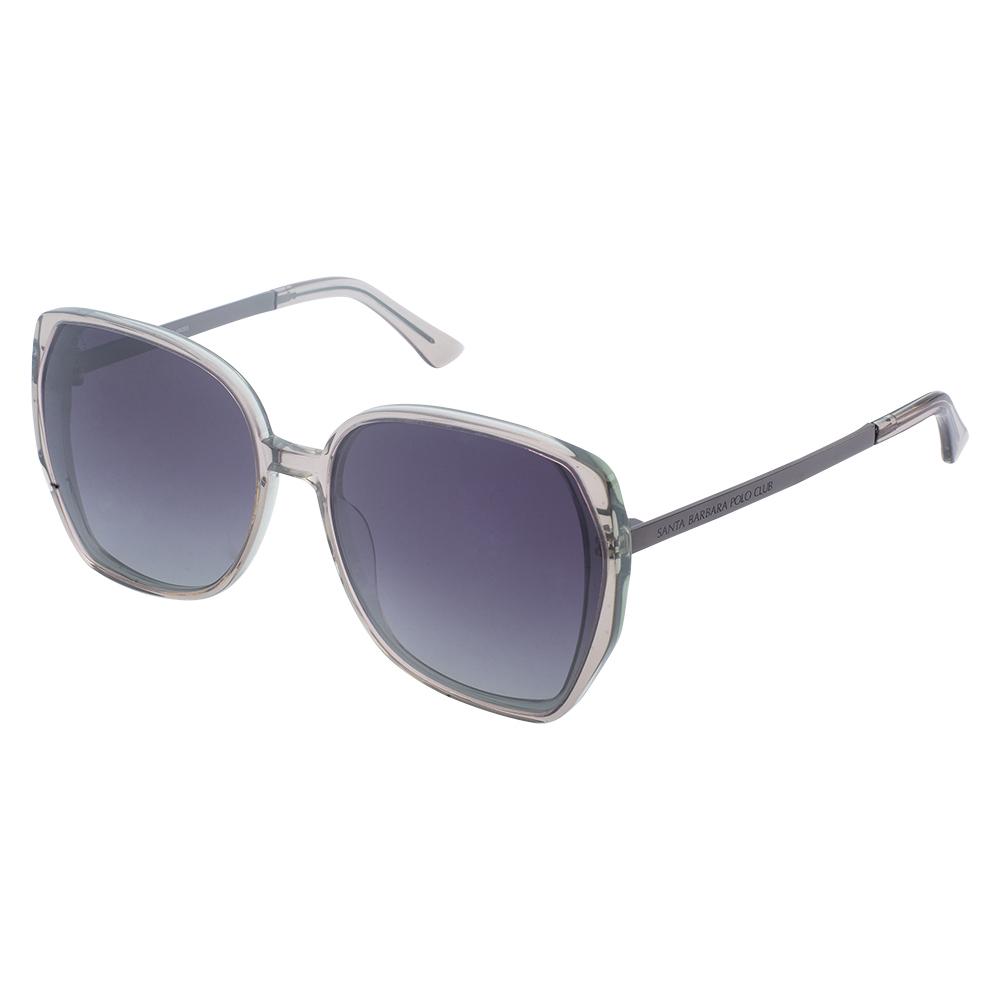 Ochelari de soare bicolori, pentru dama, Santa Barbara Polo Unique, SB1064-1