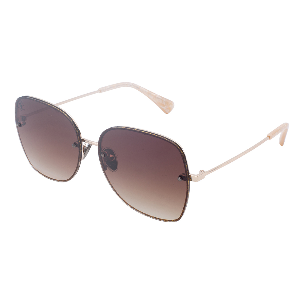 Ochelari de soare maro, pentru dama, Santa Barbara Polo Unique, SB1069-2