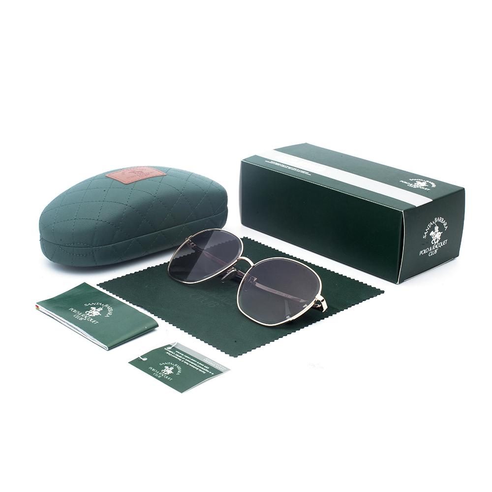 Ochelari de soare verzi, pentru dama, Santa Barbara Polo Unique, SB1070P-3