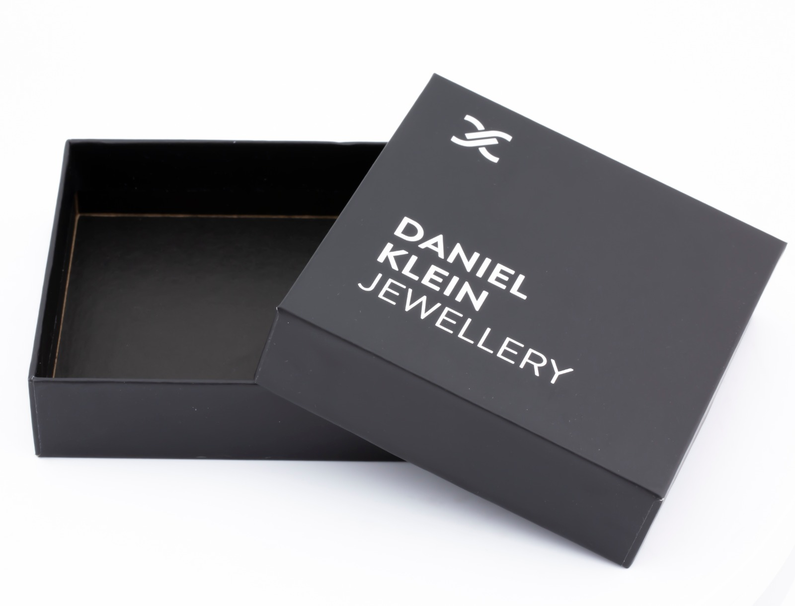 Bratara argintie, Daniel Klein, pentru barbati, din otel inoxidabil, DKB.4.2056.01