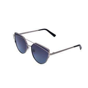 Ochelari de soare albastri, pentru dama, Daniel Klein Trendy, DK4161-1